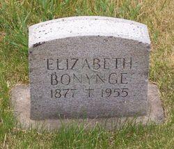 "Elizabeth M. ""Lizzie"" Bonynge"