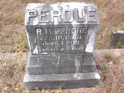 Robert Monroe Perdue