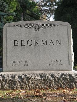 Henry Hermann Beckman