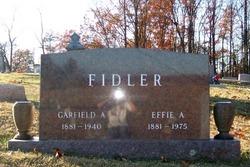 Effie Arminta <I>Heater</I> Fidler