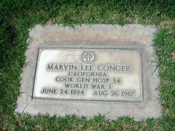 Marvin Lee Conger