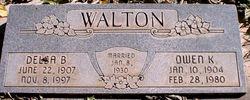 Owen K Walton