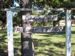 Bloomfield Pioneer Cemetery