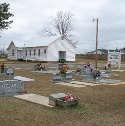 Pleasant Home Church Cemetery