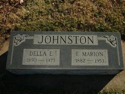 Francis Marion Johnston