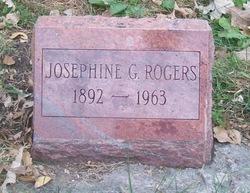 Josephine G Rogers