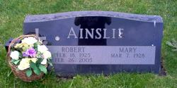 Robert F. Ainslie