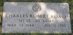 Charles Robert Roach