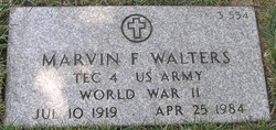 Marvin F. Walters