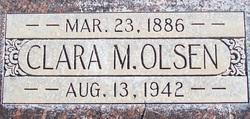 Clara Malinda <I>Johnson</I> Olsen
