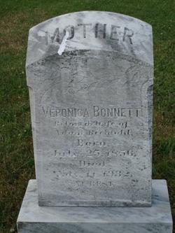 Veronica <I>Bonnett</I> Bechtold