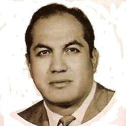"""Rodolfo Guzman """"El Santo"""" Huerta"""