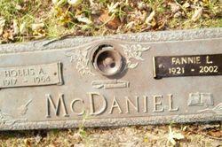 Hollis Alvin McDaniel