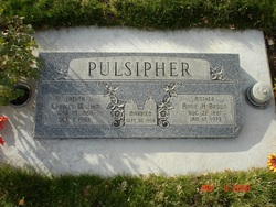 Annie Hutchison <I>Brown</I> Pulsipher
