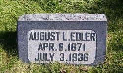 August L Edler
