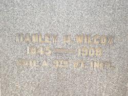 Manley H Wilcox
