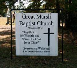 Great Marsh Baptist Cemetery