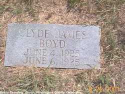Clyde James Boyd