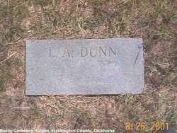 L A Dunn