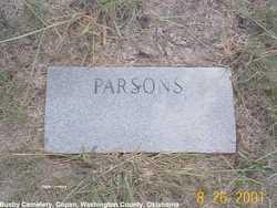 T Parsons