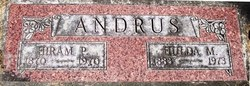 Hulda Marie <I>Arensmeier</I> Andrus