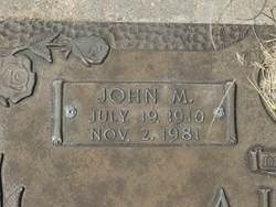 John Melvan Allen