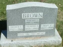 Arthur E Brown