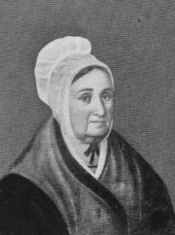 Elizabeth <I>Mountjoy</I> Garrard