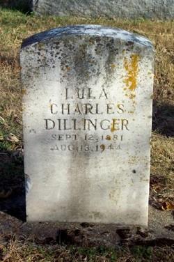 Lula <I>Charles</I> Dillinger