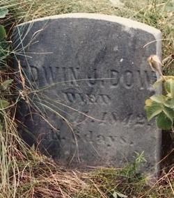Edwin Jeremiah Dow