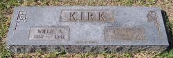 """William Addie """"Willie"""" Kirk"""