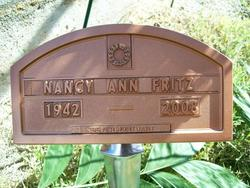 Nancy Ann Fritz