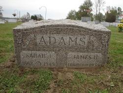 James Hamilton Adams