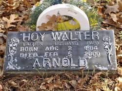 Hoy Walter Arnold