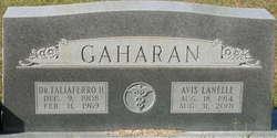 Dr Taliaferro Hardtner Gaharan