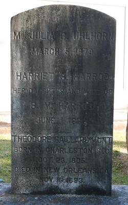 Theodore Gaillard Hunt