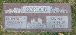 Alvin Herron Gordon