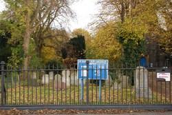 St Martin New Lakenham Churchyard