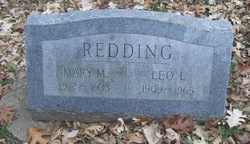 Mary M <I>Ortego</I> Redding