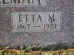 """Etta Margaretha """"Ettie"""" <I>Beenders</I> Grafelman"""