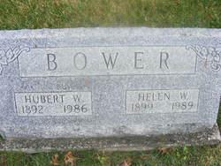 Helen W Bower