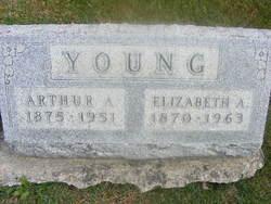 Elizabeth A Young
