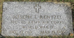 Joseph L Rentzel