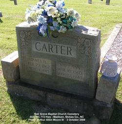 James Haney Carter