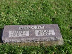 George Christopher Abbadusky