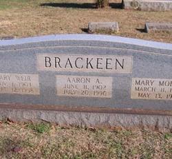 Aaron Alfred Brackeen