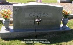 Caleb Thomas Carter