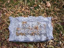Daisy <I>Royse</I> Damke