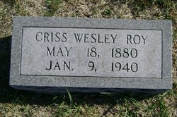 Criss Wesley Roy