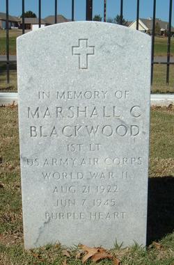 Marshall Carlyle Blackwood